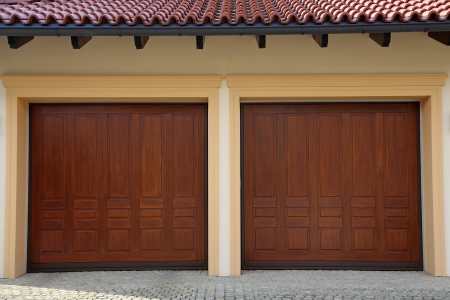 Two Garage Doors photo