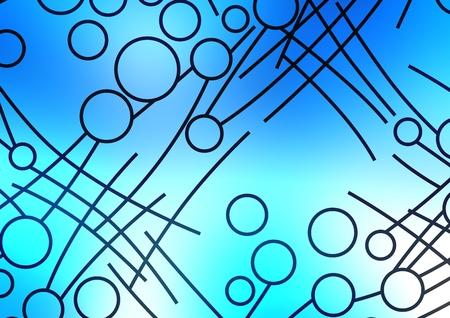 abstrakte muster: grafische Muster
