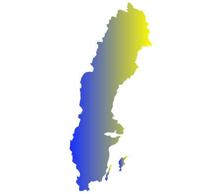 echo: map sweden