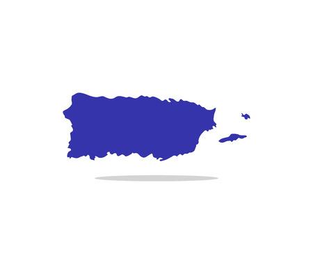 mercator: map puerto rico