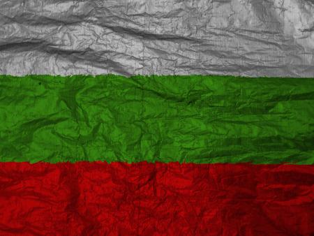 bulgaria: flag bulgaria