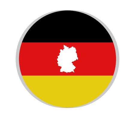 deutschland: flag of germany