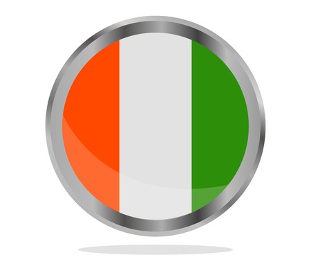 folds: ireland flag