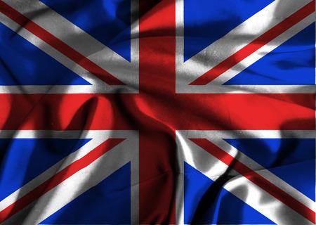 britain: flag of britain