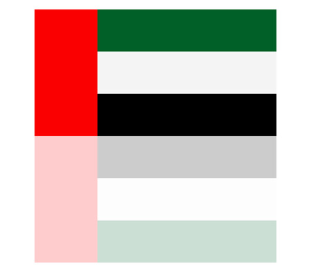 green been: flag of the united arab emirates
