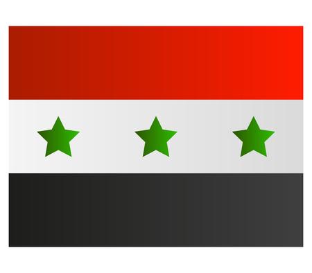 green been: Iraqs flag