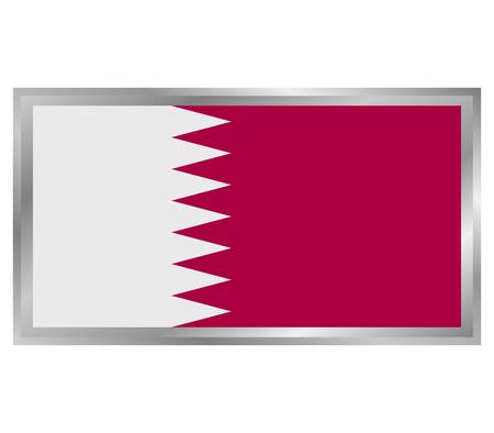 qatar: flag of qatar