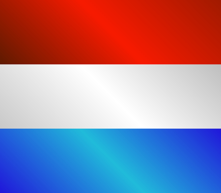 holland flag: holland flag Stock Photo