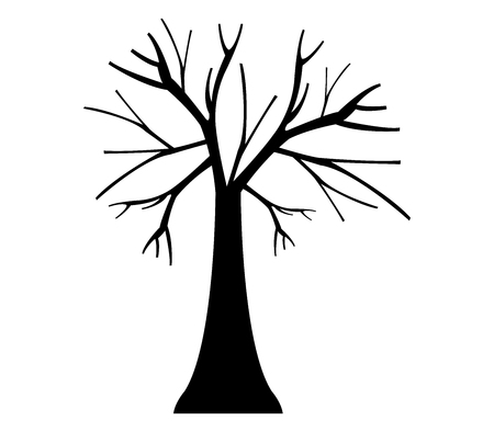 bough: dry tree