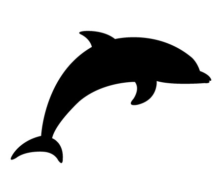 article icon: dolphin Stock Photo
