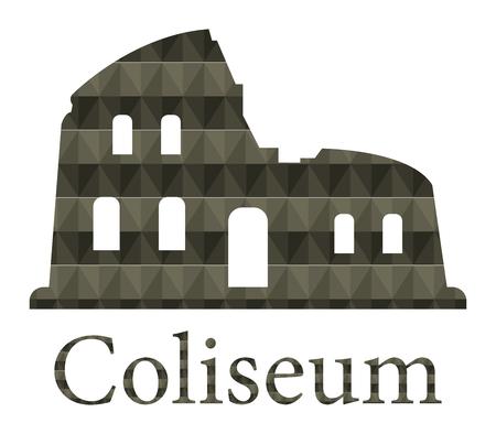 colosseum: Colosseum icon