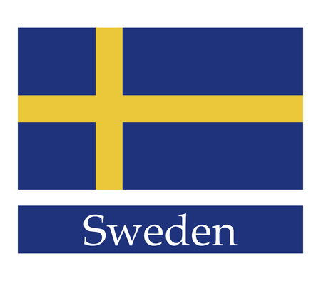 scandinavia: flag of sweden
