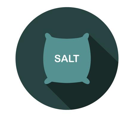salt: icon salt Illustration