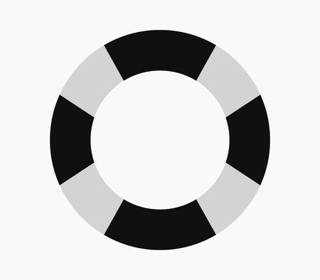 lifesaver: lifesaver icon Illustration