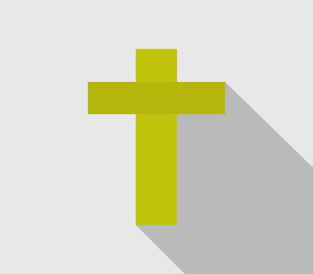 christian crosses: religious cross icon