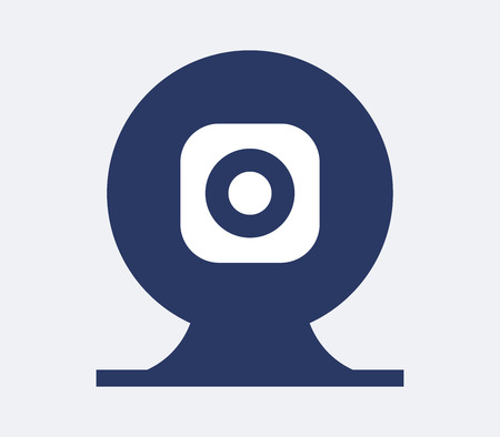 cams: icon web cam
