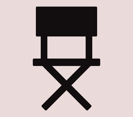 articles of furniture: icon director chair