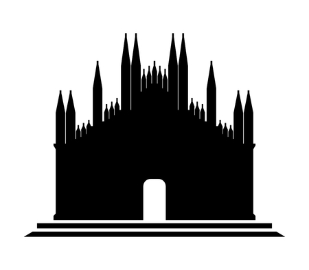 icon Milan Cathedral