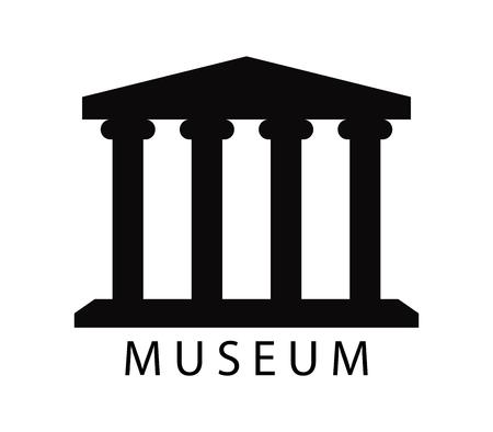 roman column: Museum icon