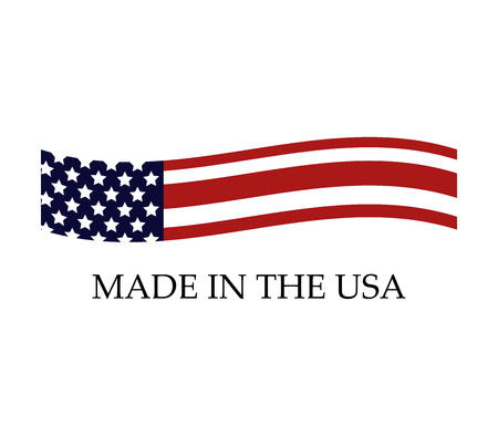 uses: Made in the USA Illustration