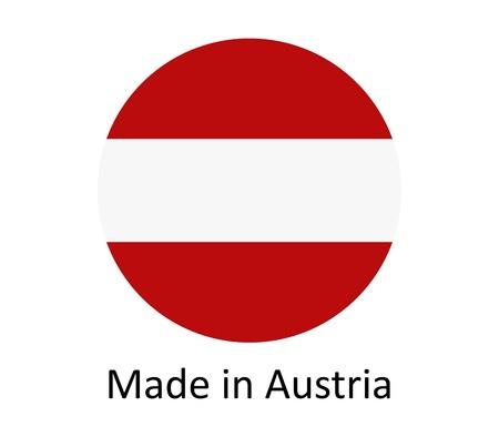 オーストリアで行われました。  イラスト・ベクター素材