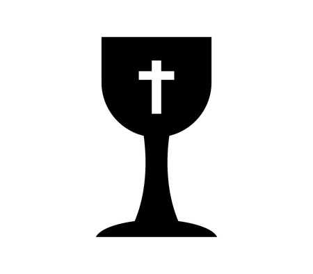 Christian cup icon