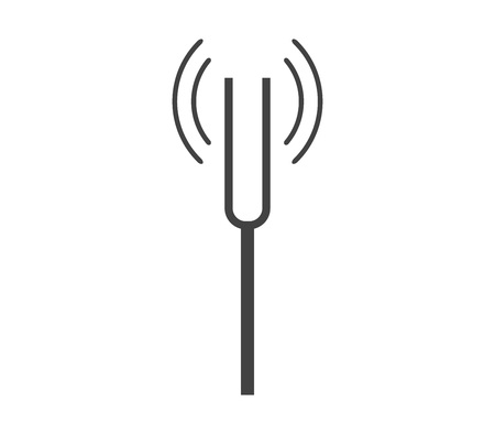 Fork tuning icon