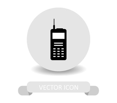 walkie icon