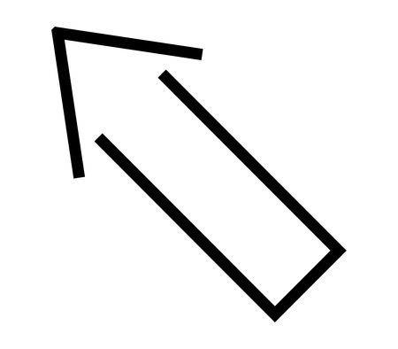 Arrow icon Stock Vector - 90193398