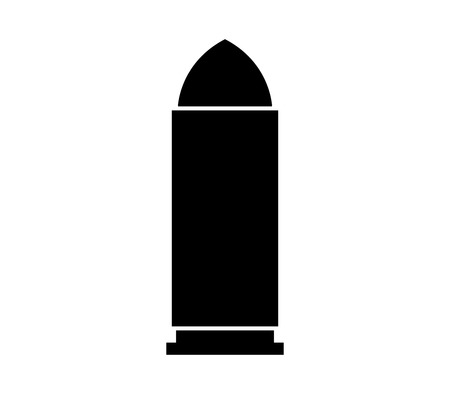 Bullet icon. Illustration