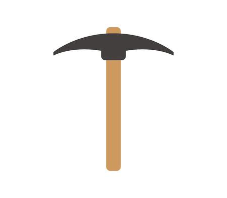 Pick axe icon.