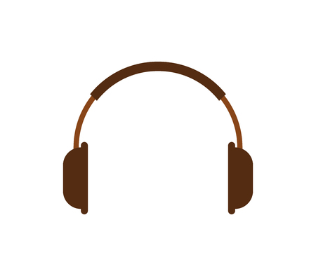 headphones icon Фото со стока - 117272321