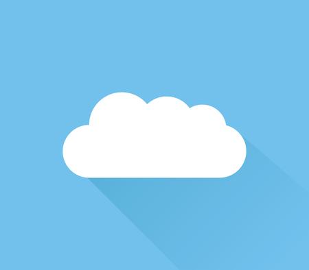 Cloud icon Banque d'images - 117272486