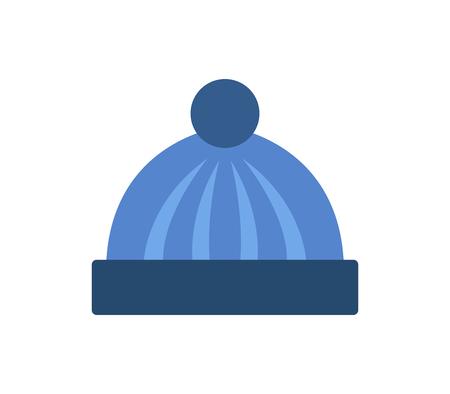 winter hat icon Фото со стока - 117272573