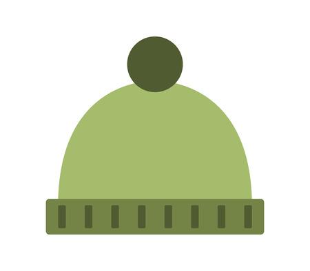 winter hat icon Фото со стока - 117272600