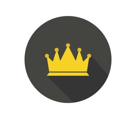crown icon Illustration