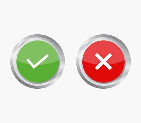 web button Vettoriali
