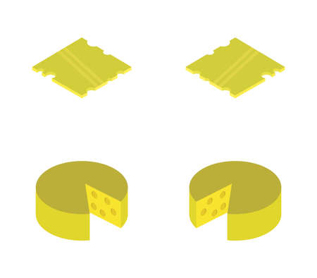 isometric cheese
