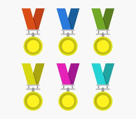 medal illustration