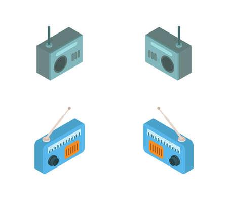 isometric radio