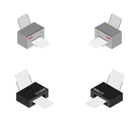 isometric printer