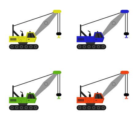 tower crane 免版税图像 - 154104299