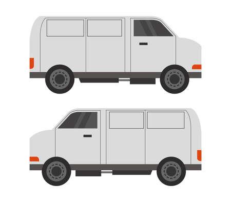 truck icon Vektorgrafik