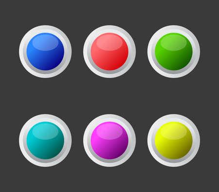 web button icon