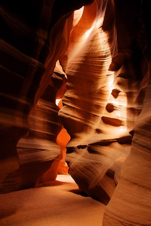 rock formation: Antelope Canyon near Page, Arizona