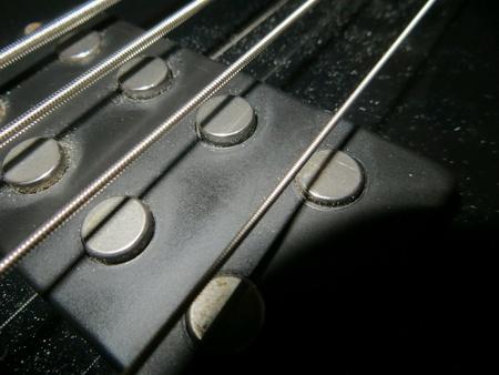 4 strings Bass guitar pickup
