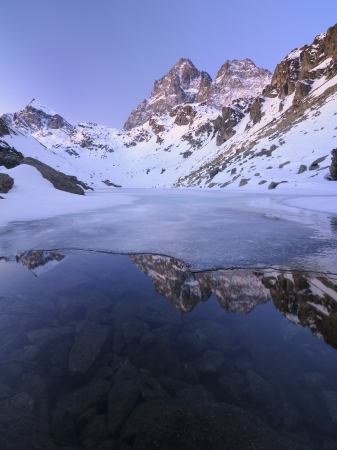 Monte Viso or Monviso (3841m) Italy photo