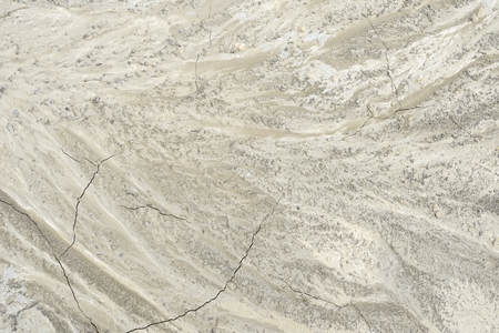 barrenness: Texture of a dry soil.
