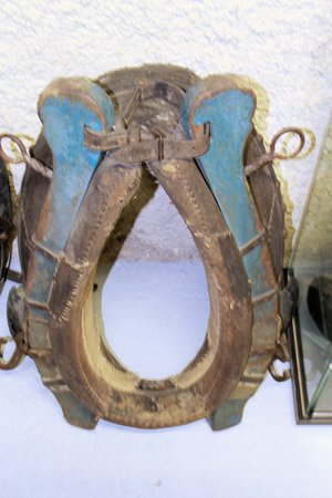 horse collar: yoke