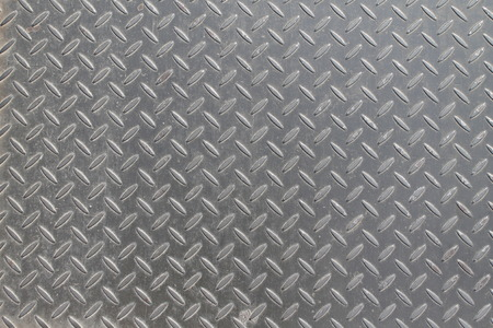 tread: a metal background or texture with tread plate pattern